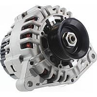 Генератор Audi A4 2.4 2.5 3.0, Audi A6 2.4 2.5 3.0 Ауди, 140ампер.