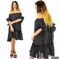 Черное платье 152056