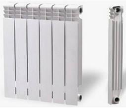 Алюминиевые радиаторы отопления Mirado 205 Вт