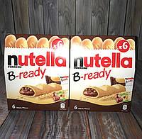 Хрустящие батончики Nutella B-reade 132 гр