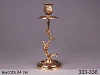 Подсвечник настольный Stilars 24 см 333-336
