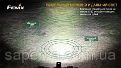 Велофара Fenix BC30 Cree XM-L2 (T6), фото 2