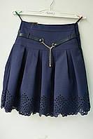 Школьная юбка для девочки подростка