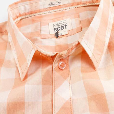 Женская рубашка в клетку, фото 2