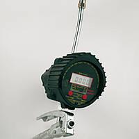 Электронный счетчик расхода консистентных смазок с пистолетом Flexbimec 4286, фото 1