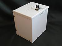 Ящик для благотворительности 150*150*150 белый