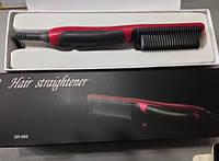 Утюжок-расческа для волос 668