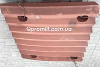 Плита СМД-118 дробящая подвижная верхняя 3450.02.021