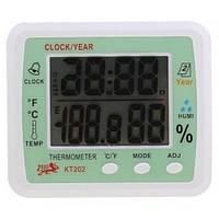 Термометр-гигрометр комнатный (метеостанция) TS KT 202