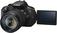 Фотоаппарат Canon EOS 700D 18-135 IS STM ( на складе )