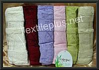 Полотенца банные из бамбука Cestepe Jasmin 70*140