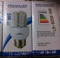 Энергосберегающая лампа LED LN 8059 5W