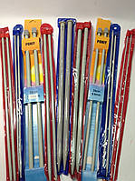 Спицы для вязания прямые (Китай)