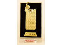 Электроимпульсная зажигалка USB в подарочной упаковке HONEST PZ4794B