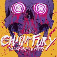 CD 'Charm The Fury -2017- The Sick, Dumb & Happy'