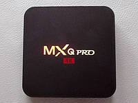 Приставка смарт MX PRO Q 4K TV BOX Internet TV, Приставка смарт ТВ Android Smart TV