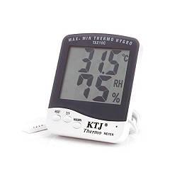 Термометр с гигрометром 218 C