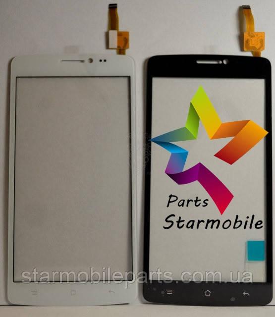 Сенсорний екран для мобільного телефону Bravis Vista білий