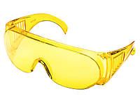 Очки защитные Озон желтые