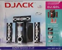 Акустическая система DJACK DJ-Q3L 3.1