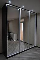 Шкаф купе под потолок Влаби (240*600*210), фото 1