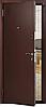 Входная дверь Булат Комфорт модель 701