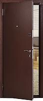 Входная дверь Булат Комфорт модель 701, фото 1