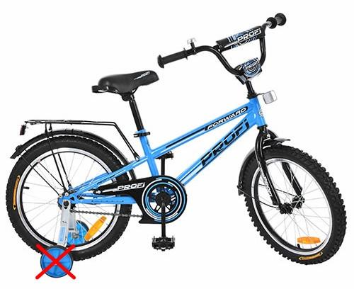 """Велосипед детский Profi G2074 Forward 20""""."""