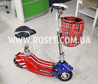 Электроскутер - E-Scooter 250W (самокат)