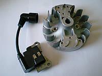 """Катушка зажигания (+ маховик в комплекте)  для мотокос ВС 4125 (ОРИГИНАЛ) """"AL-KO"""""""