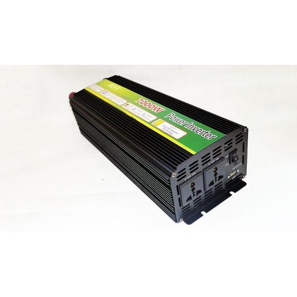 Инвертор, преобразователь напряжения 12V-220V - 7000W