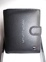 Мужской кожаный кошелек (10Х12 см) - купить оптом и в розницу Одесса 7км