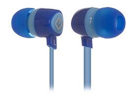 Навушники Ergo VM-201 Blue