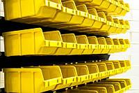 Купить стеллажи для метизов и ящики для крепежа в Киеве и Киевской области