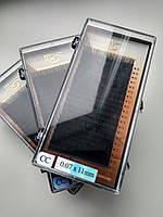 Ресницы I-Beauty, 20 линий СС 0.07 (11 мм), фото 1