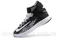 Баскетбольные кроссовки Nike Zoom Hyperrev black-white