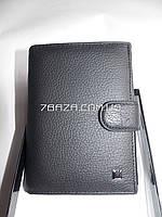 Мужской кожаный кошелек (10Х13 см) - купить оптом и в розницу Одесса 7км