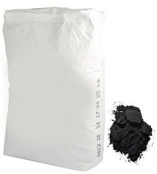 Пигмент черный, 25кг