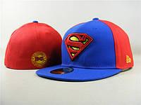 Кепка с прямым козырьком Superman Z-10730-101