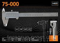 Штангенциркуль механический 150мм., NEO 75-000
