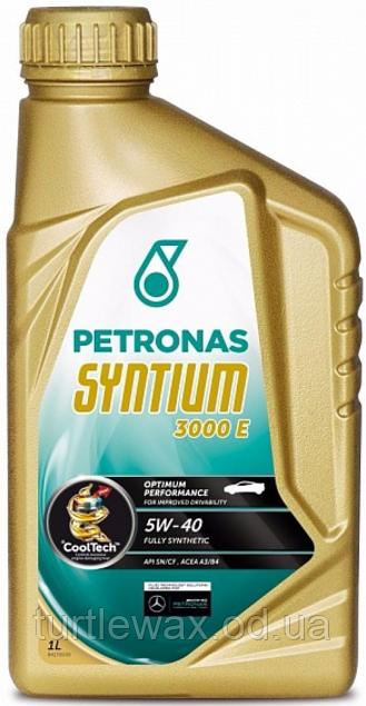 Масло моторное PETRONAS Syntium 3000 E 5W-40 (1л.)
