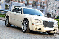 Аренда Chrysler 300C с водителем