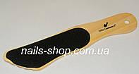 Тёрка для ног Julia деревянная ручка