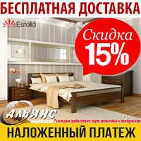 Деревянная кровать АФИНА Эстелла, из натурального дерева, кровать из бука