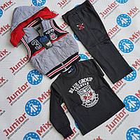Детский  тёплый костюм для мальчика тройка   LUSA, фото 1