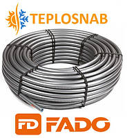 Труба PEX-A с кислородным барьером FADO 16x2.2 mm