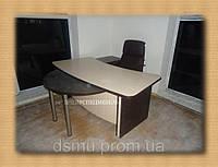 Стол руководителя для офиса (столы, шкафы)