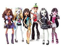 Куклы Монстер Хай Персонажи (Monster High)
