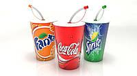 Кока-Кола,Фанта,Спрайт(средняя)