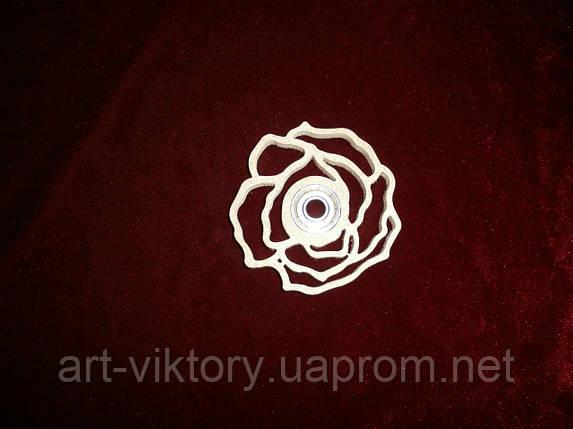 Спиннер игрушка роза (7,5 х 7,5 см), декор, фото 2